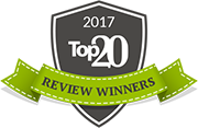 Top 20 Review Winners