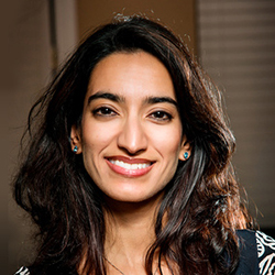 Romona Mukherjee, LMHC, CYT / Counselor and Founder of Therapy To Evolve